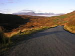 The windy road to Kylerhea