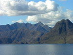 The Black Cuillin from Elgol